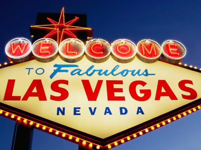 アメリカ、ラスベガスに視察に行ってきます!